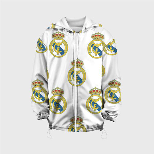 Детская куртка 3D  Фото 01, Real Madrid