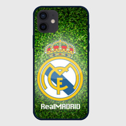 Чехол для iPhone 12 Pro Mini Real Madrid