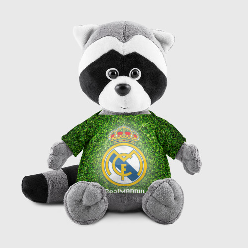 Енотик в футболке 3D Real Madrid