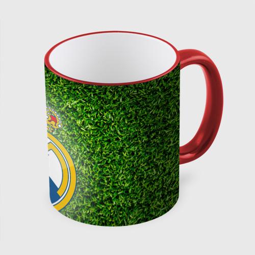 Кружка с полной запечаткой Real Madrid