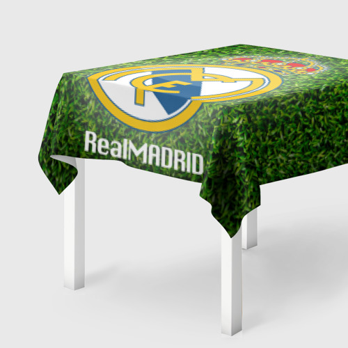 Скатерть 3D Real Madrid