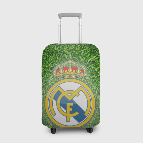 Чехол для чемодана 3D Real Madrid