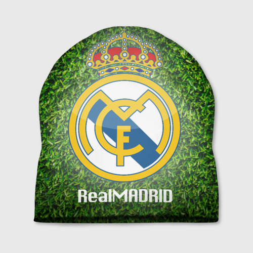 Шапка 3D Real Madrid