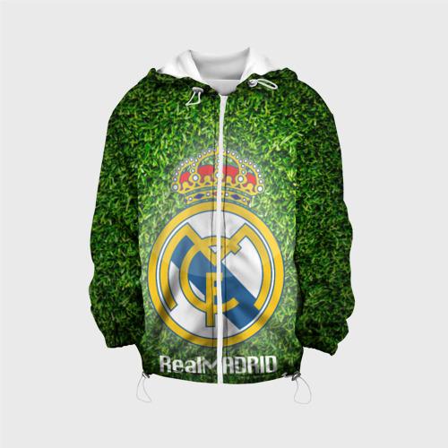 Детская куртка 3D Real Madrid