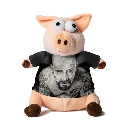 Свинка в футболке 3D Хайзенберг