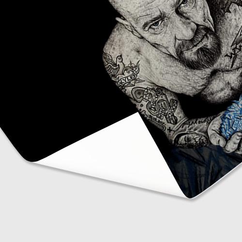 Бумага для упаковки 3D  Фото 03, Хайзенберг