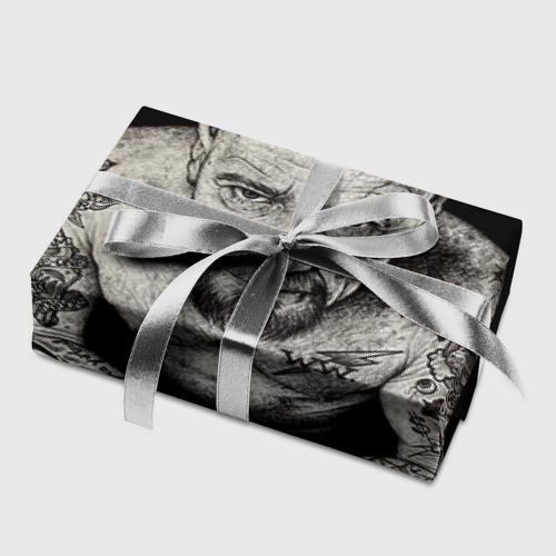 Бумага для упаковки 3D  Фото 05, Хайзенберг