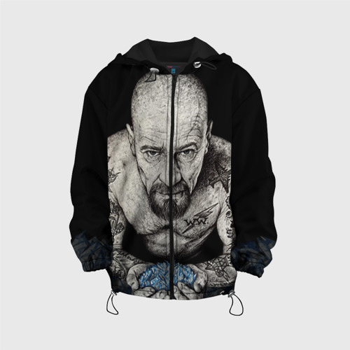 Детская куртка 3D Хайзенберг