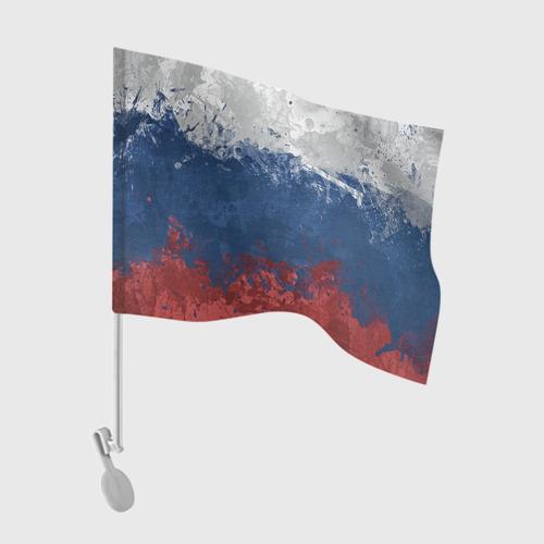 Флаг для автомобиля Флаг России