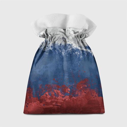 Подарочный 3D мешок Флаг России Фото 01