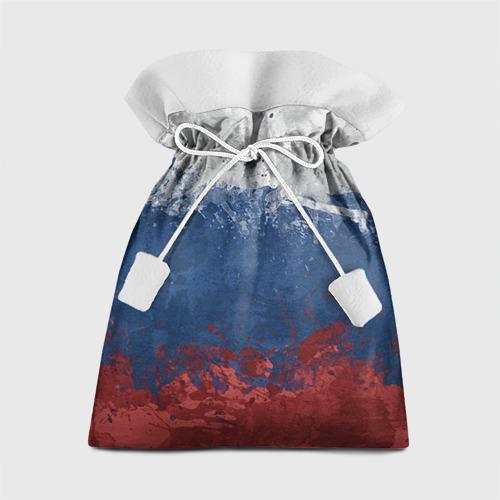 Подарочный 3D мешок Флаг России