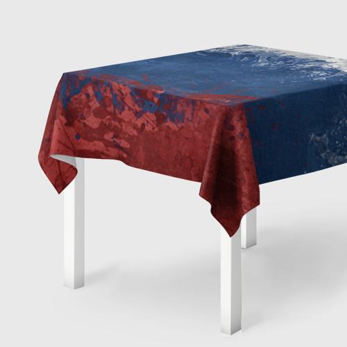Скатерть 3D Флаг России