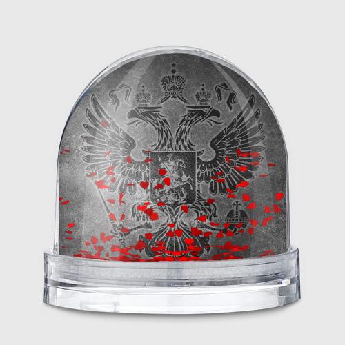 Водяной шар Герб России