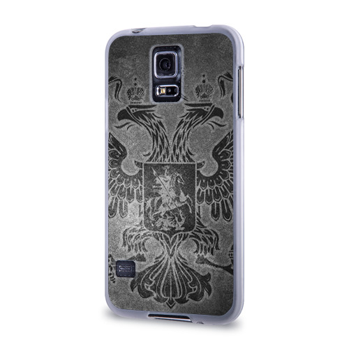 Чехол для Samsung Galaxy S5 силиконовый  Фото 03, Герб России