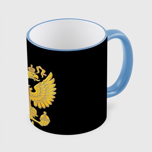 Кружка с полной запечаткой Герб России