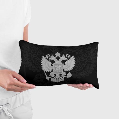 Подушка 3D антистресс Герб России Фото 01