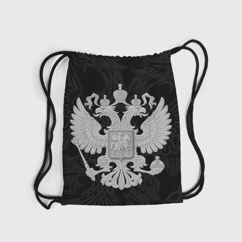 Рюкзак-мешок 3D Герб России Фото 01