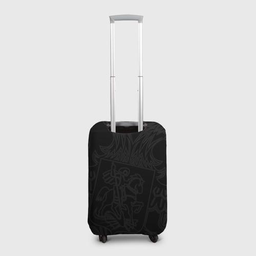 Чехол для чемодана 3D Герб России Фото 01