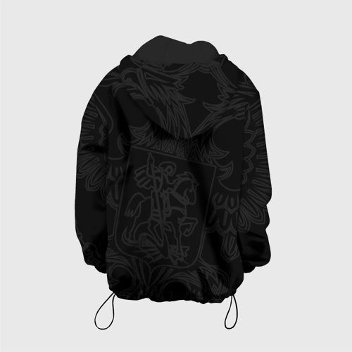 Детская куртка 3D Герб России Фото 01