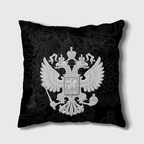 Подушка 3D Герб России Фото 01