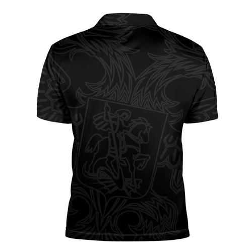 Мужская рубашка поло 3D  Фото 02, Герб России