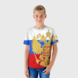 Флаг и герб РФ - интернет магазин Futbolkaa.ru