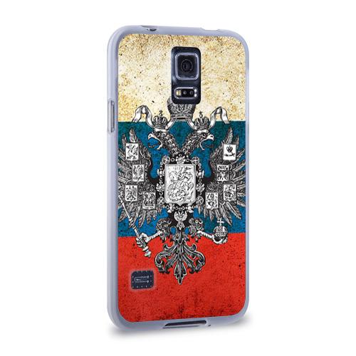 Чехол для Samsung Galaxy S5 силиконовый  Фото 02, Россия
