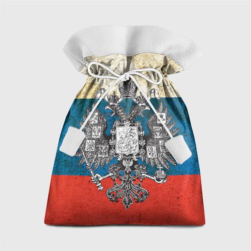 """Новогодний 3D мешок """"Россия"""" - 1"""