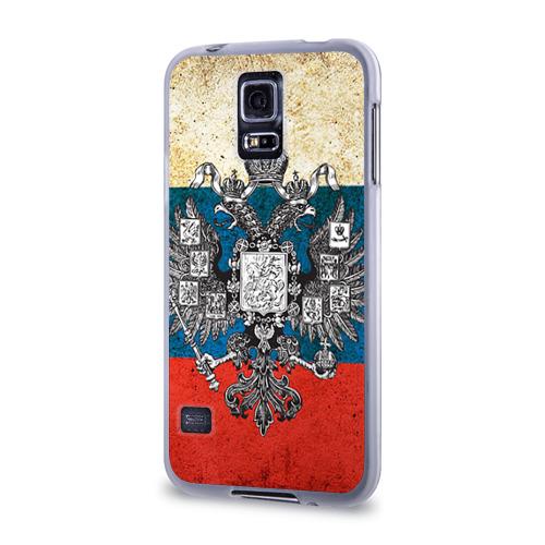 Чехол для Samsung Galaxy S5 силиконовый  Фото 03, Россия