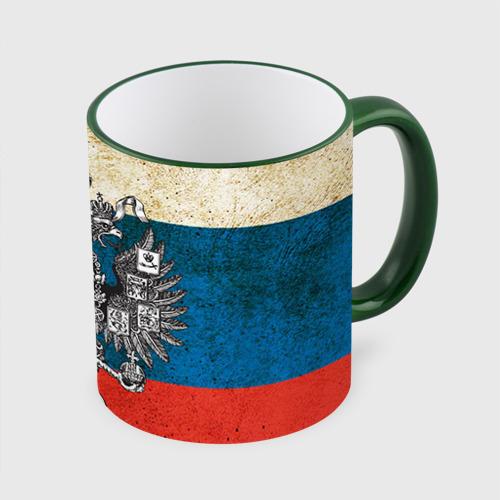 Кружка с полной запечаткой Россия