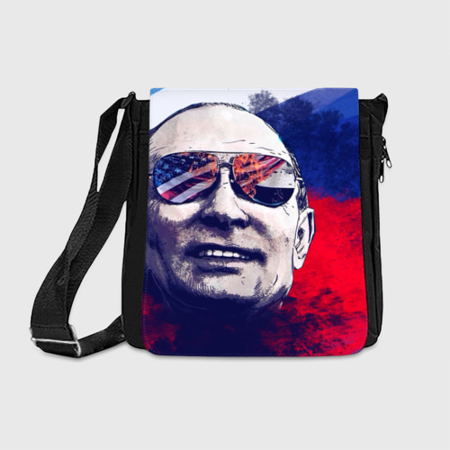Сумка через плечо Путин