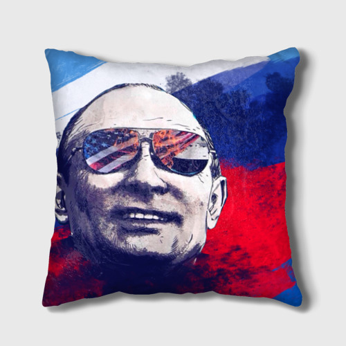 Подушка 3D Путин