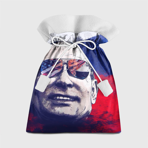 Подарочный 3D мешок Путин Фото 01