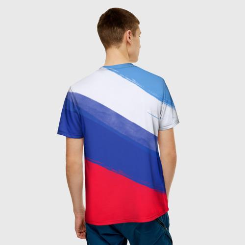 Мужская футболка 3D  Фото 02, Путин