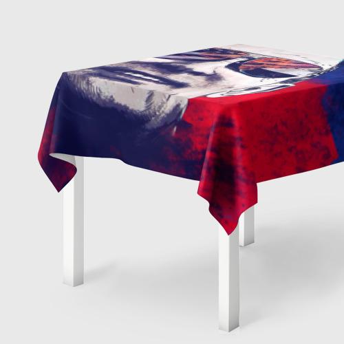 Скатерть 3D Путин