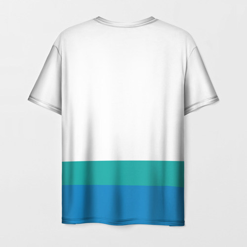 Мужская футболка 3D Симпсоны Фото 01