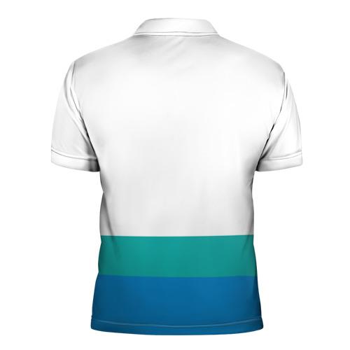 Мужская рубашка поло 3D  Фото 02, Симпсоны