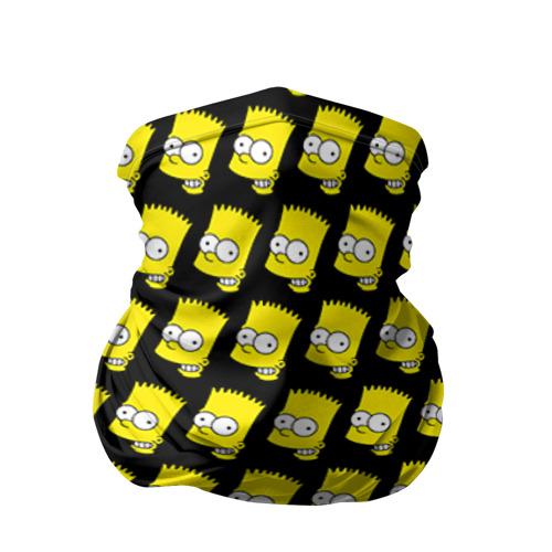 Бандана-труба 3D Барт Симпсон
