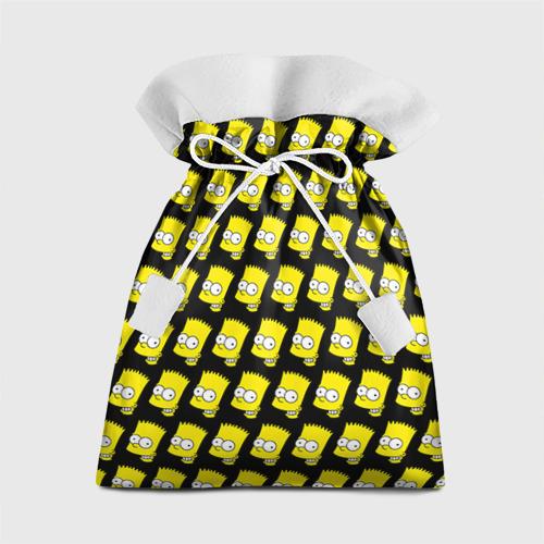 Подарочный 3D мешок Барт Симпсон