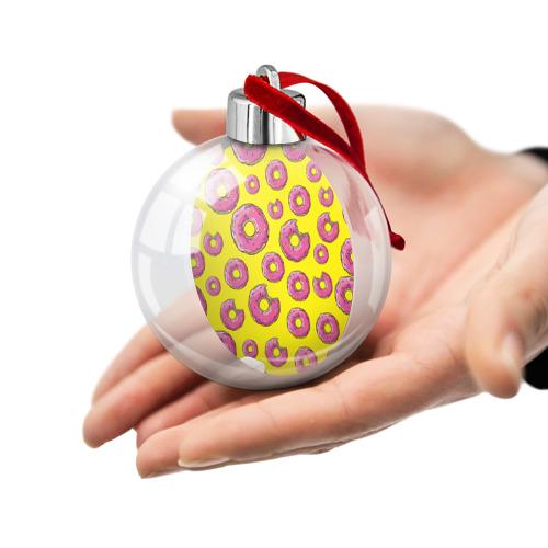 Ёлочный шар  Фото 02, Пончики