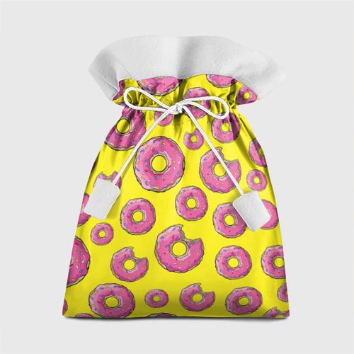 Подарочный 3D мешок Пончики