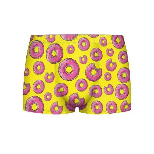 Мужские трусы 3D Пончики от Всемайки