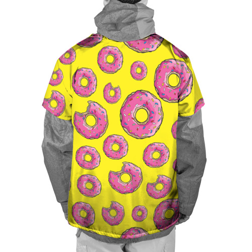Накидка на куртку 3D Пончики Фото 01