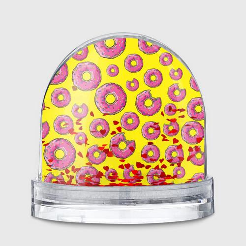 Водяной шар Пончики