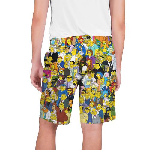 """3D шорты """"Симпсоны"""" фото 1"""