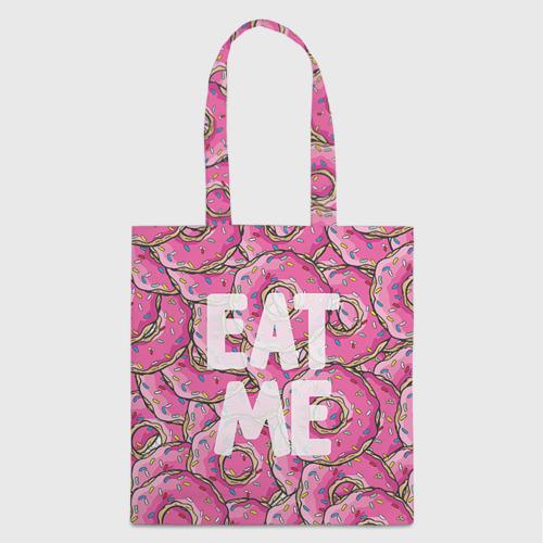 Сумка 3D повседневная Eat me