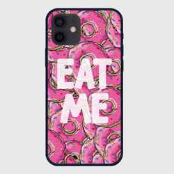 Чехол для iPhone 12 Pro Mini Eat me