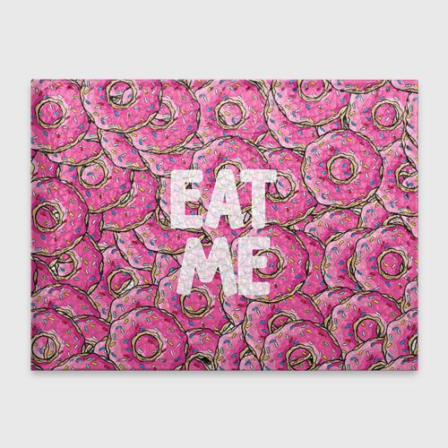 Обложка для студенческого билета Eat me