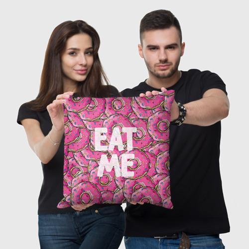 Подушка 3D Eat me