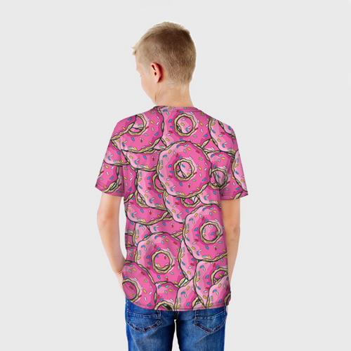 Детская футболка 3D  Фото 02, Eat me